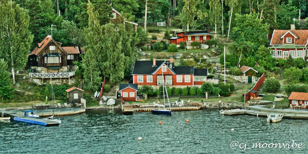 photoblog image Nordic Summer