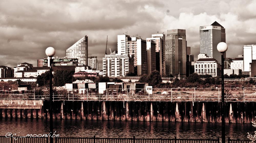 photoblog image The City