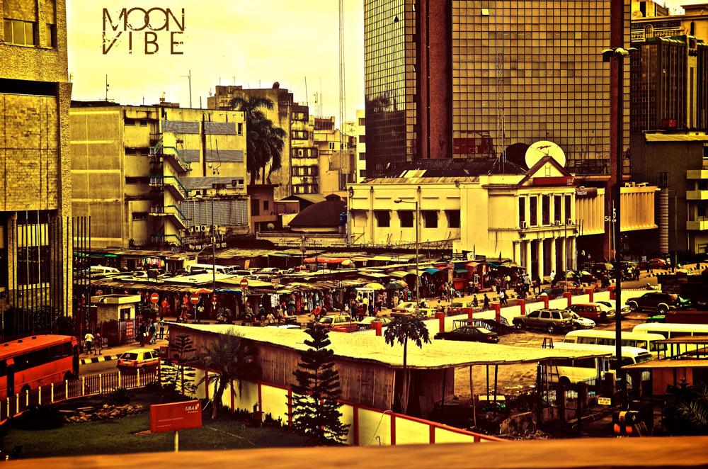 photoblog image Marina (Downtown Lagos)