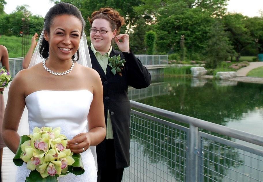 photoblog image Happy Bride