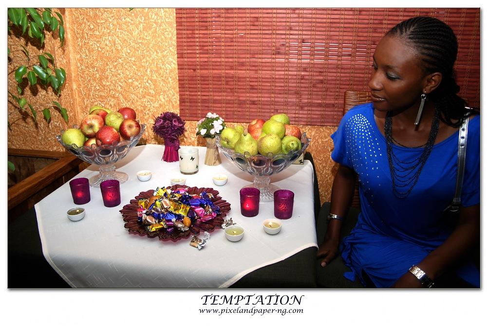 photoblog image Temptation