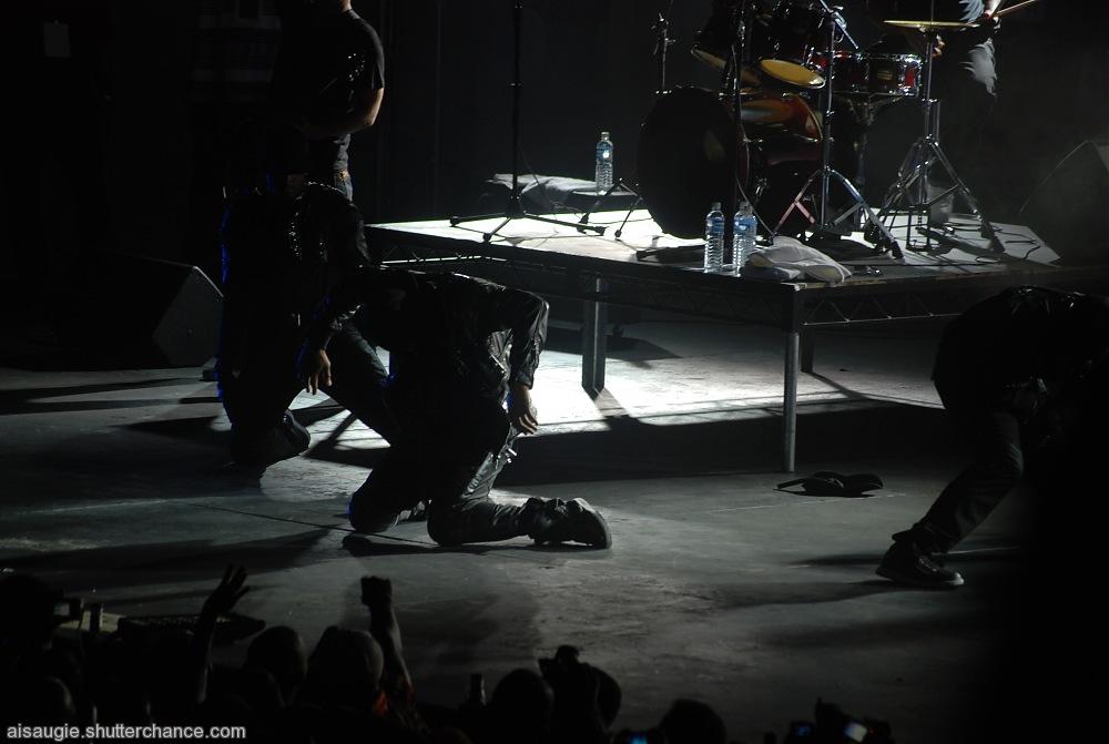 photoblog image Usher Live Concert, Abuja, Nigeria