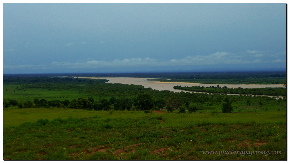 photoblog image Untapped: The Niger