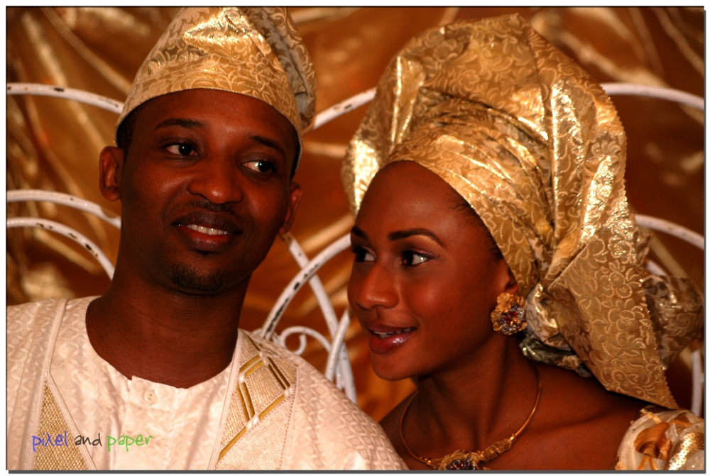 photoblog image The look of love: Bride and Groom
