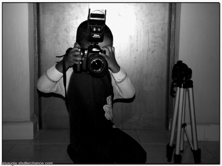 photoblog image Sameer, The photographer