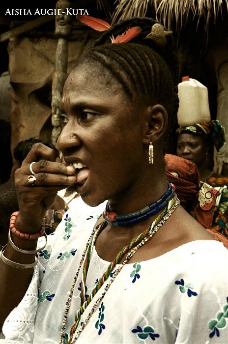 photoblog image Osun-Osogbo Festival, Nigeria