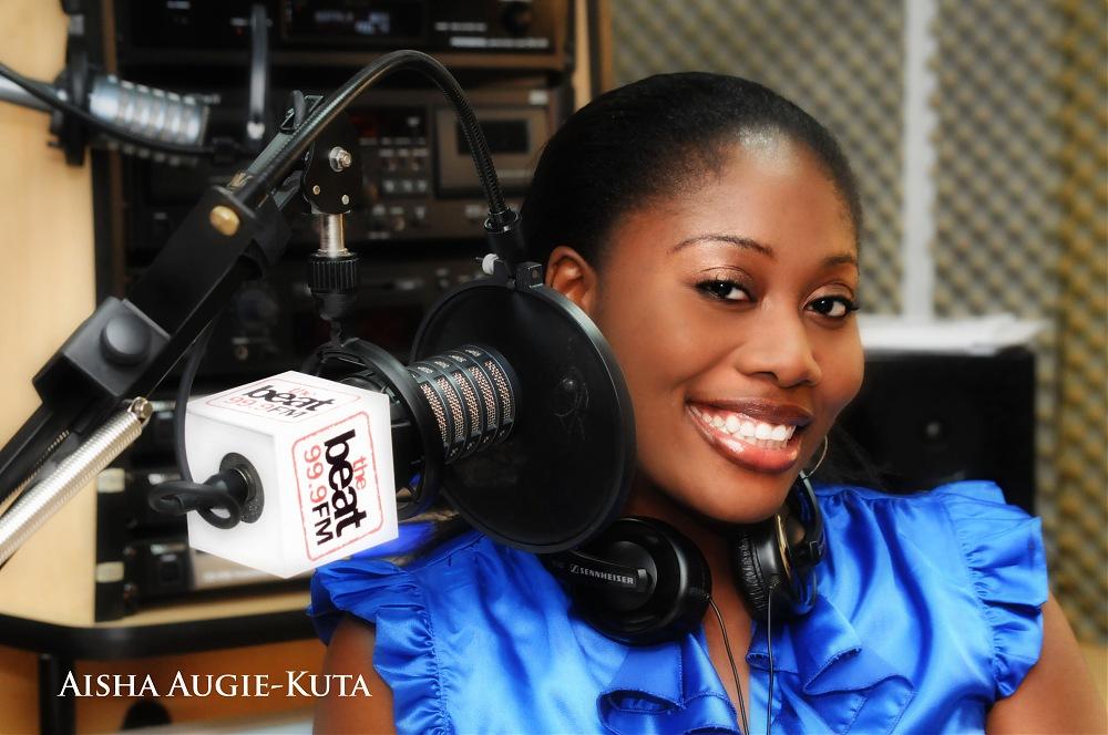 photoblog image Gbemi of the Beat 99 FM, Lagos