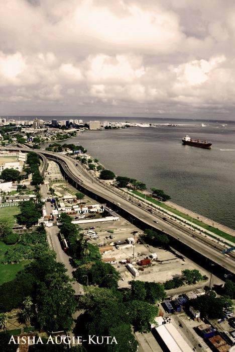 photoblog image Lagos Island
