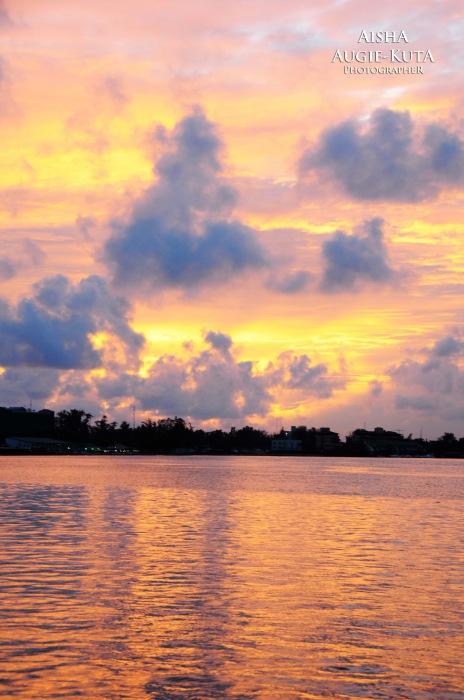 photoblog image Lagos Sunset