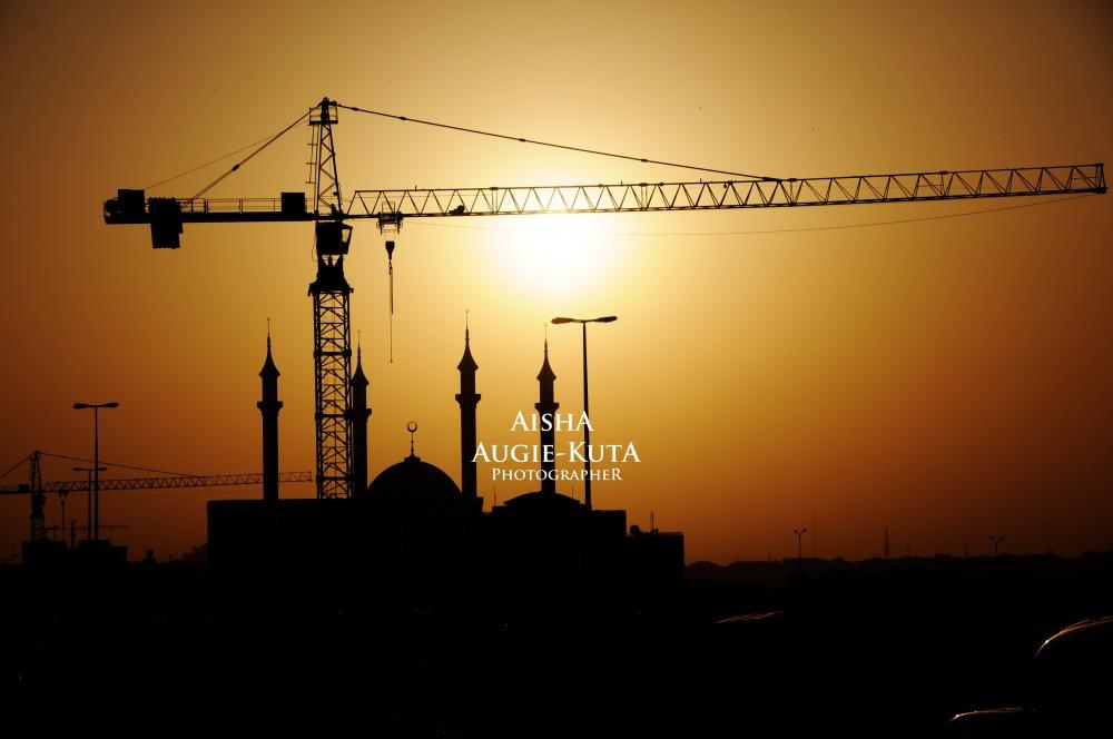 photoblog image National Mosque Abuja
