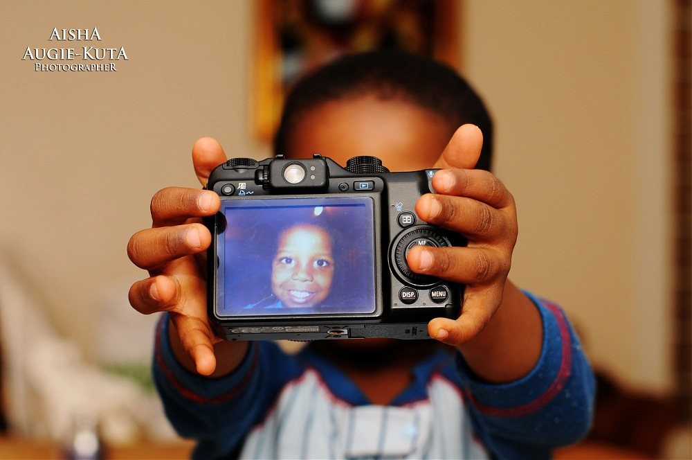 photoblog image Self Portrait: Sameer