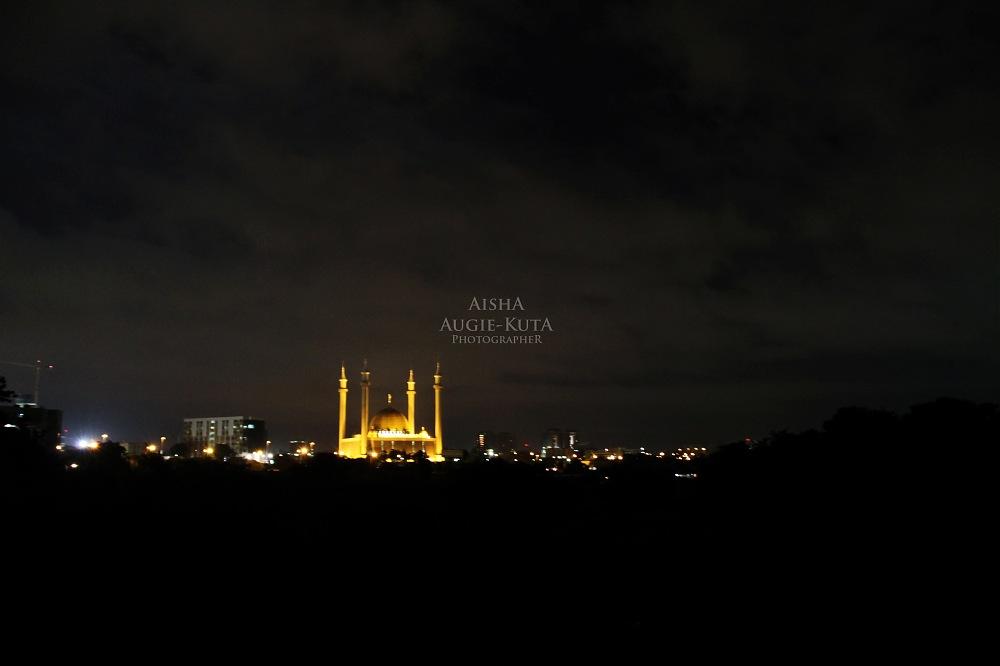 photoblog image Central Mosque, Abuja