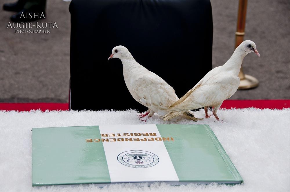 photoblog image Nigerian Independence