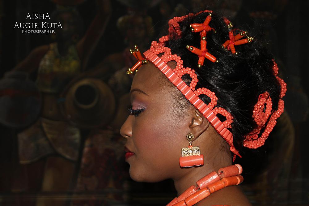 photoblog image Edo bride