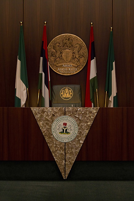 photoblog image The presidencial seal