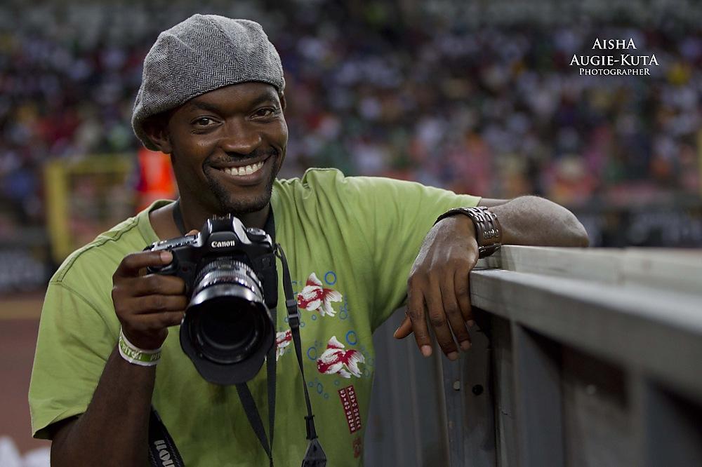 photoblog image Will Ayemoba