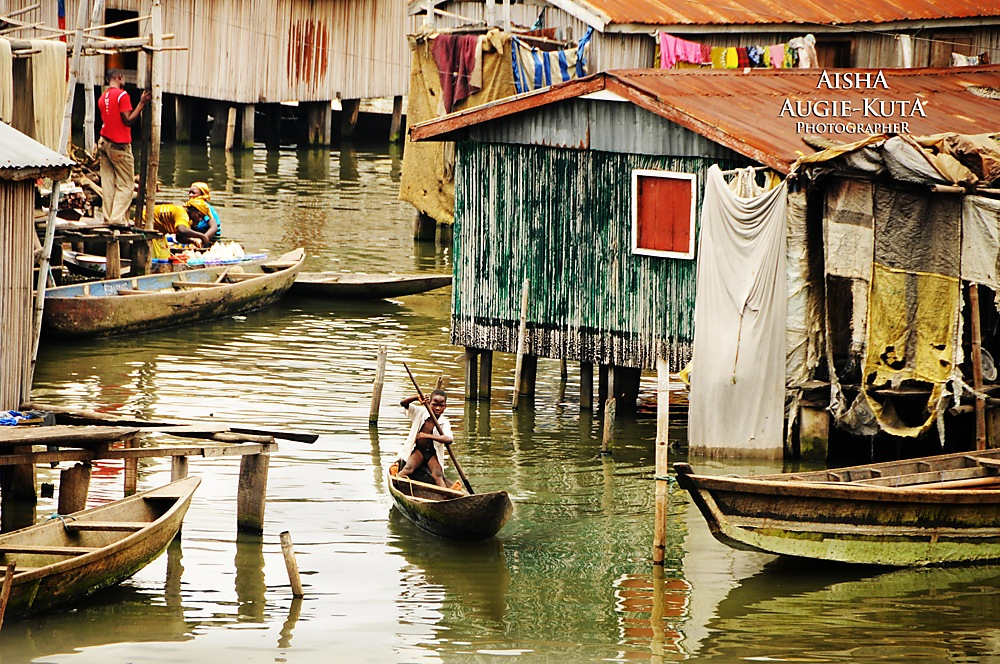 photoblog image Makoko