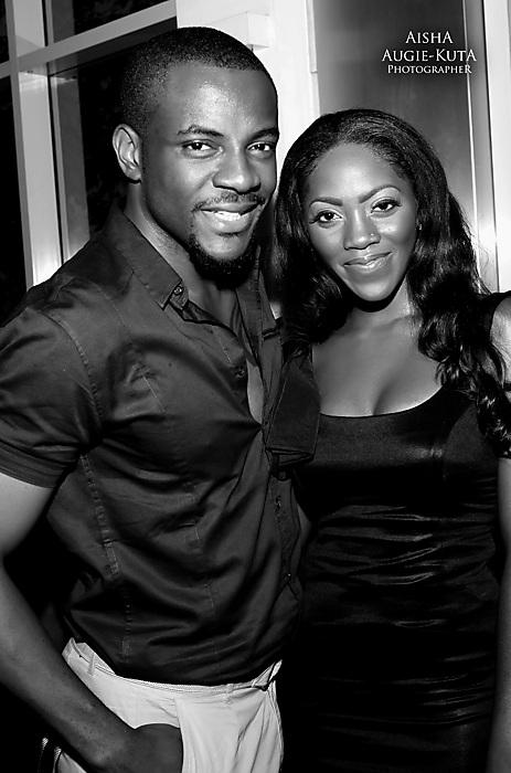 photoblog image Ebuka and Tiwa Savage