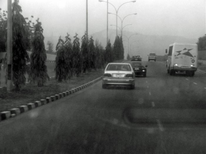 photoblog image Getting to Aso Drive, Abuja