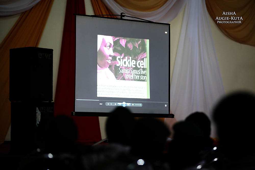 photoblog image World Sickle Cell day