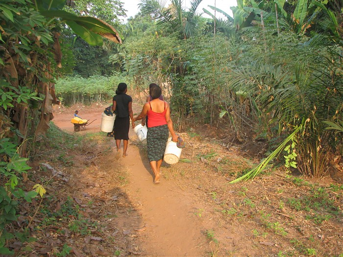 photoblog image Water walks