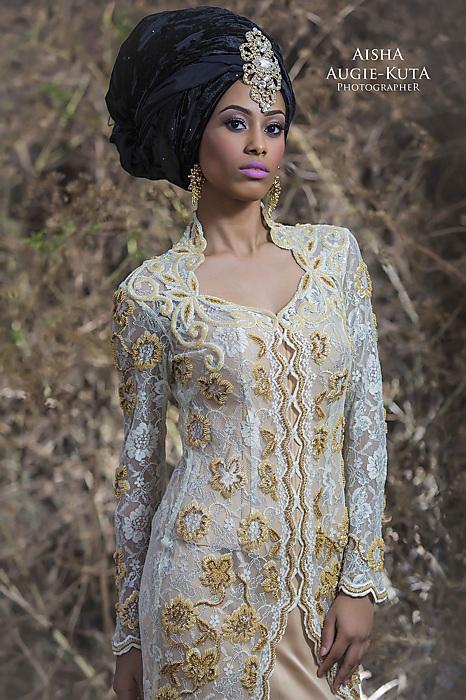 photoblog image Queen Amina - AA Couture
