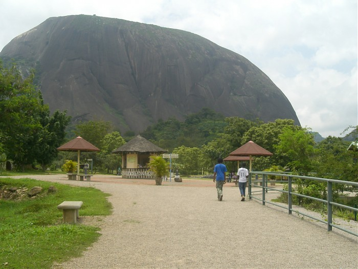 photoblog image National Childrens Park, Abuja