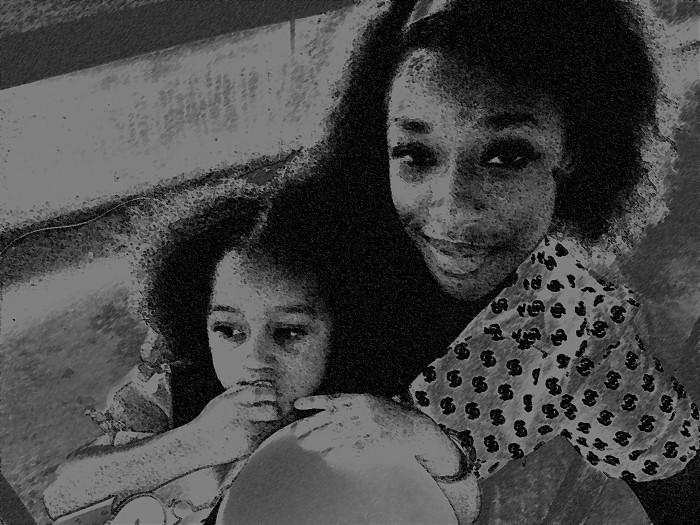 photoblog image Gina and Islaha