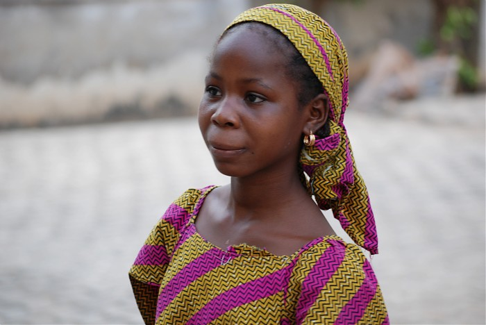 photoblog image Northern Nigerian Girl