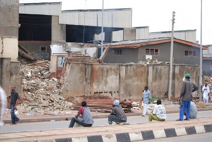 photoblog image Demolition 2