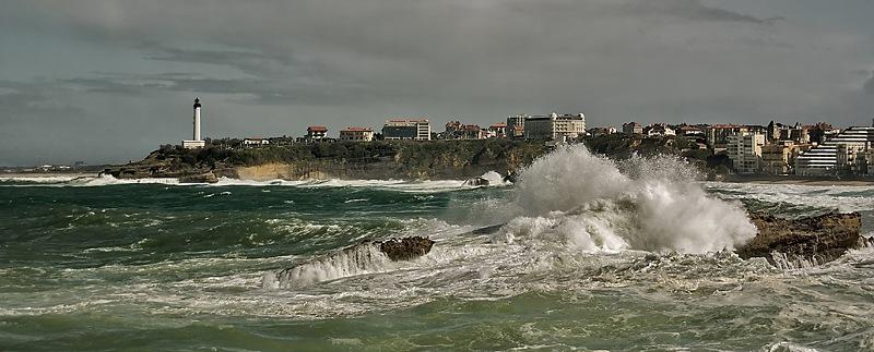 photoblog image Biarritz