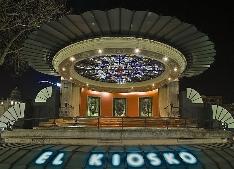 photoblog image El Kiosko...