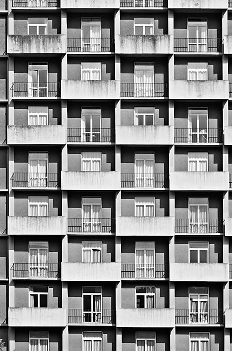 photoblog image Sombras y geometría