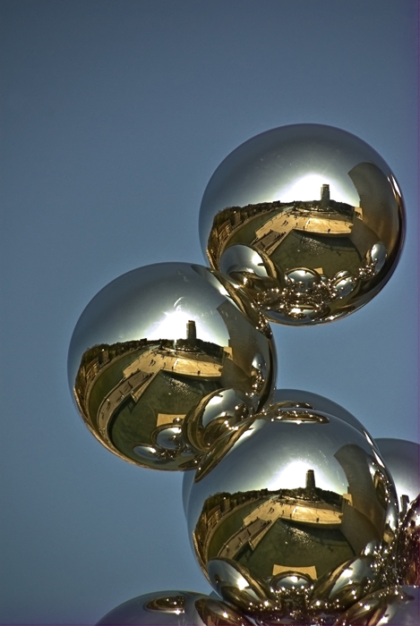 photoblog image Universos paralelos
