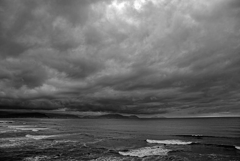 photoblog image Amenaza tormenta