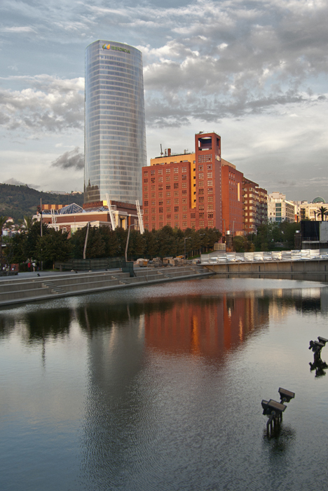 photoblog image Bilbao color