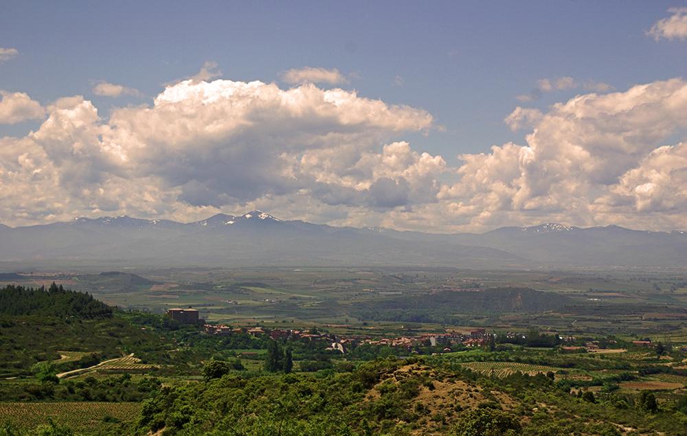 photoblog image Un mar de nubes