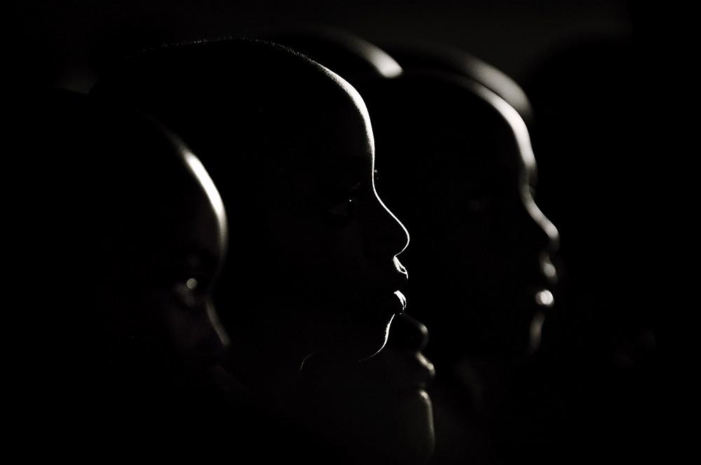 photoblog image Children of Rwanda #3: Attention