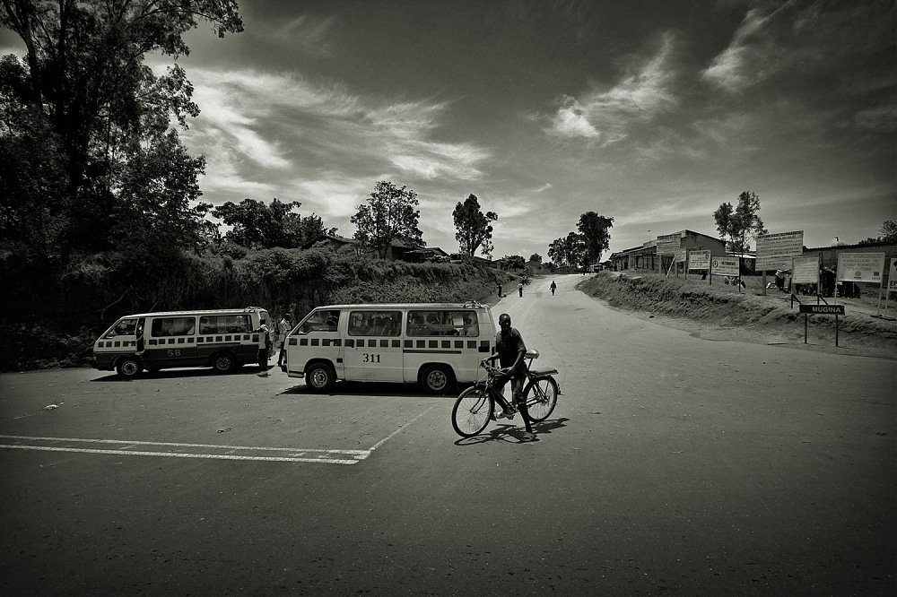 photoblog image The Story of an African cyclist
