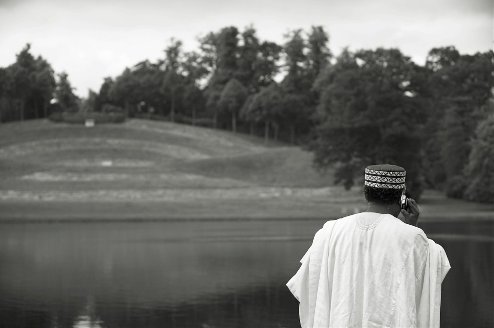 photoblog image An urgent call to Aso Rock
