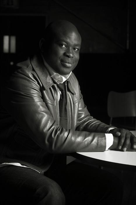 photoblog image Muyiwa, A portrait #3