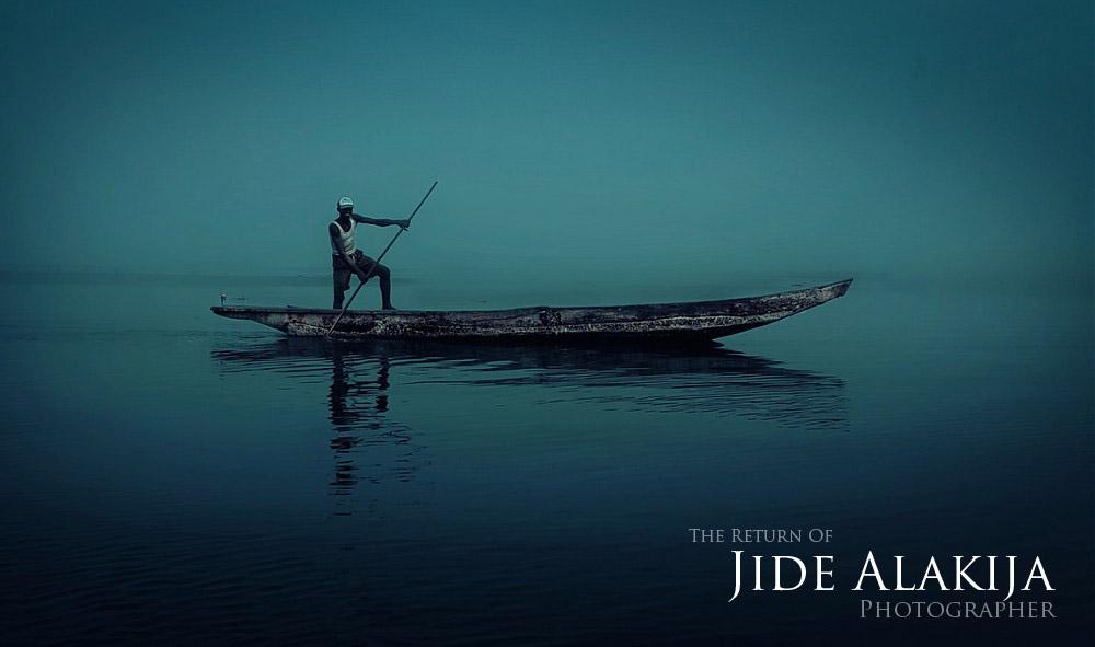 photoblog image The Return Of Jide Alakija