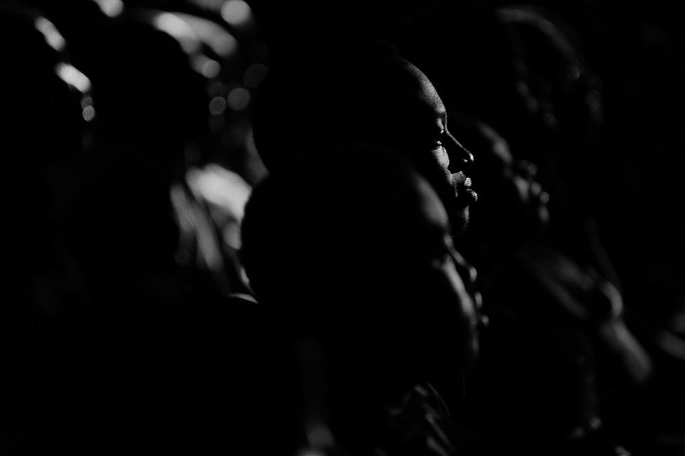 photoblog image Movie silhouette #4