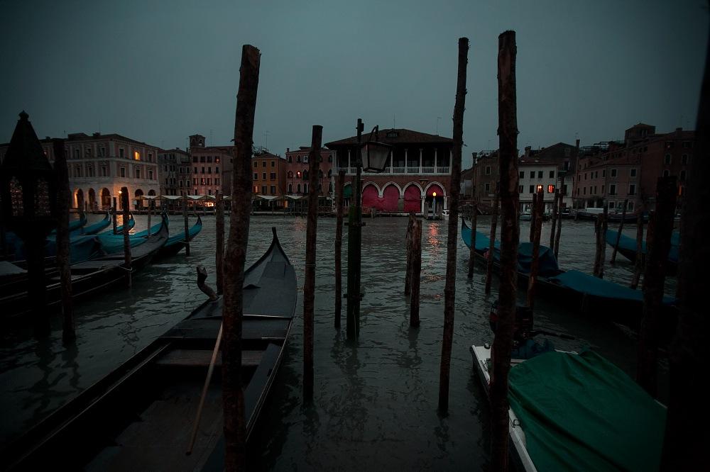 photoblog image Venitian Boats