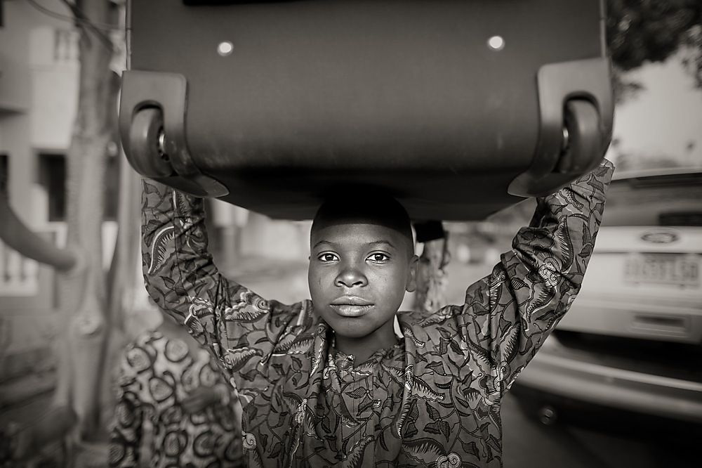 photoblog image Another boy from Okeagbe