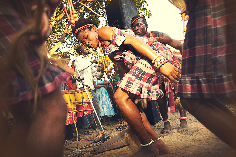 photoblog image Village Dance #1
