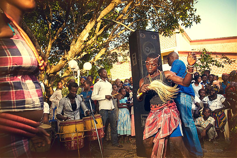 photoblog image Village Dance #3