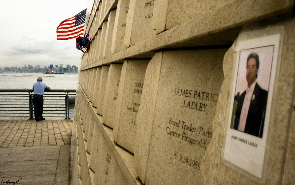 photoblog image 9/11 Memorial