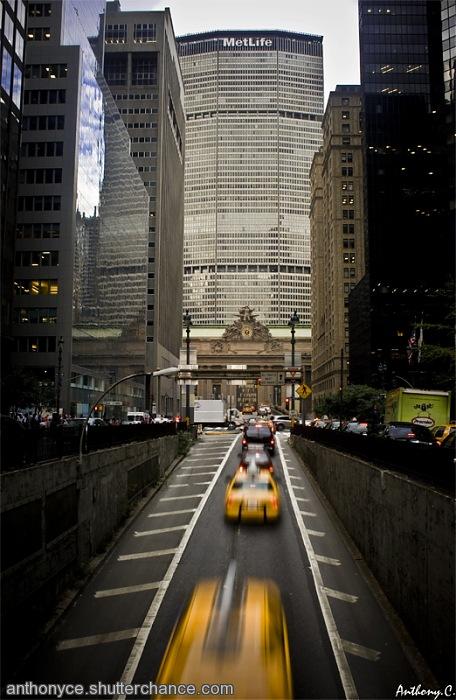photoblog image Taxi II