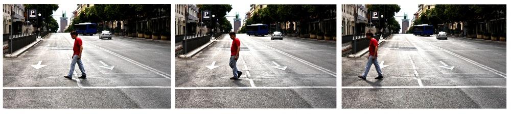 photoblog image Crossing